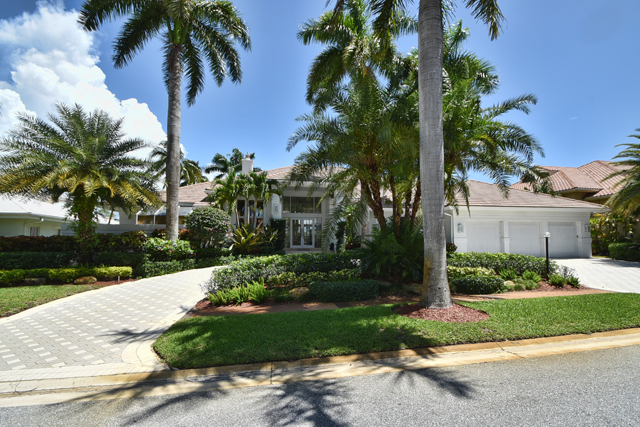 Ayrshire Lane - St. Andrews Country Club - Boca Raton - Florida