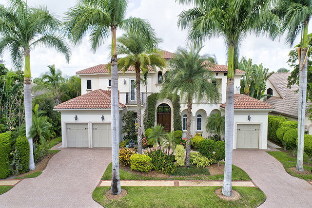 Foxborough Lane - St. Andrews Country Club - Boca Raton - FL
