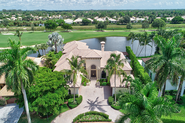 Northway Circle - St. Andrews Country Club - Boca Raton - FL